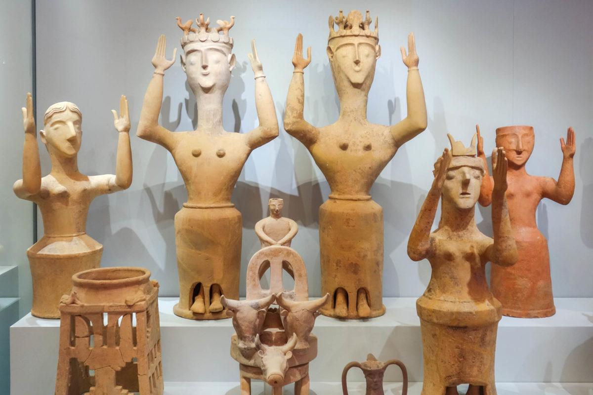 Das Archäologische Museum in Kretas Hauptstadt Heraklion zählt zu den wichtigsten Museen Griechenlands und Europas - © FRASHO / franks-travelbox