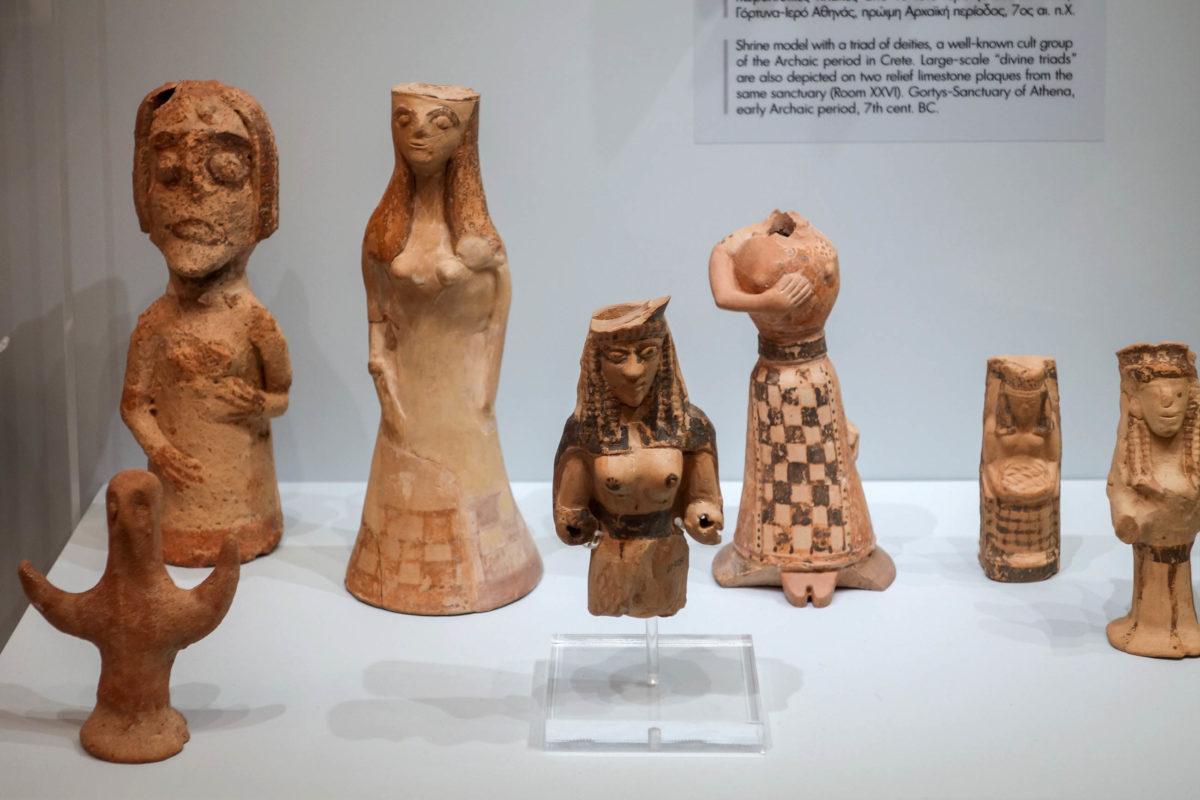 Das Archäologische Nationalmuseum von Kreta, Griechenland, präsentiert 5.500 Jahre von Kretas Geschichte - © FRASHO / franks-travelbox