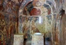 Im Mittelschiff befinden sich die ältesten Fresken der Panagia i Kera Kirche auf Kreta, Griechenland - © FRASHO / franks-travelbox
