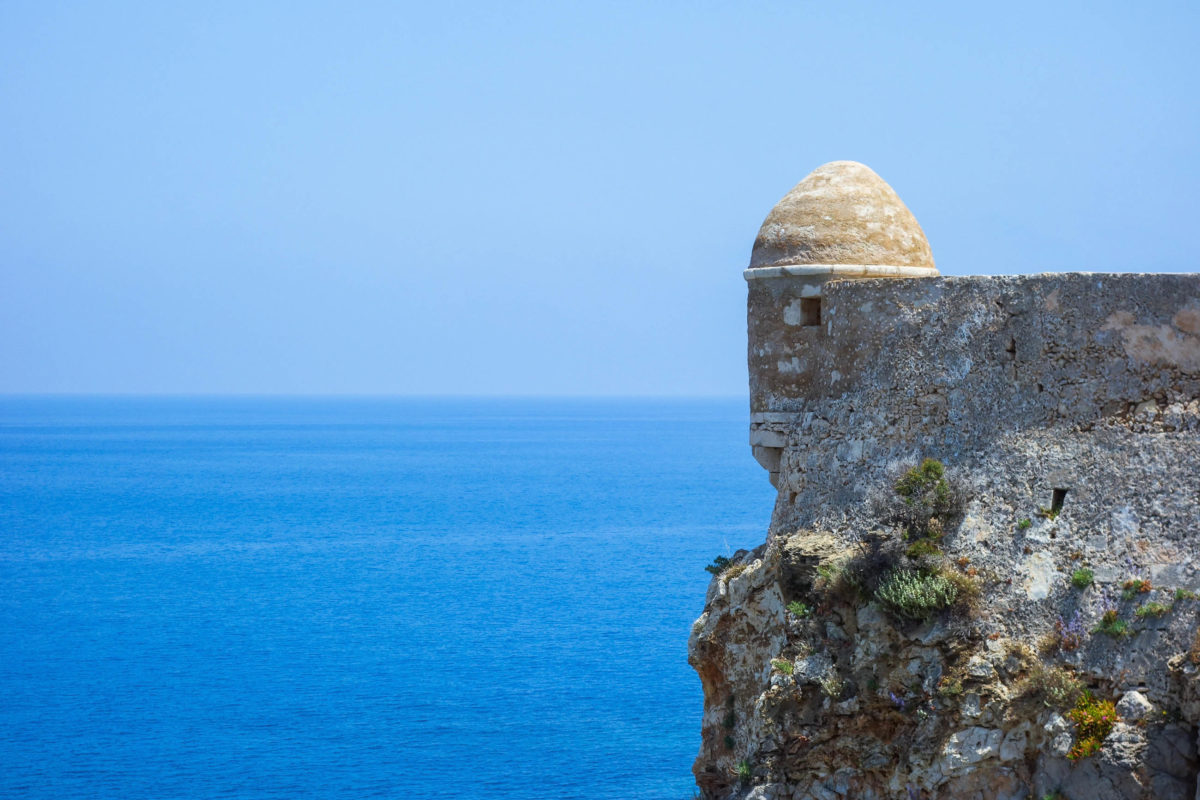Die Stadt Rethymnon ernannte die Festung zu ihrem Wahrzeichen und machte sie zu einer bedeutenden Sehenswürdigkeit auf Kreta, Griechenland - © FRASHO / franks-travelbox