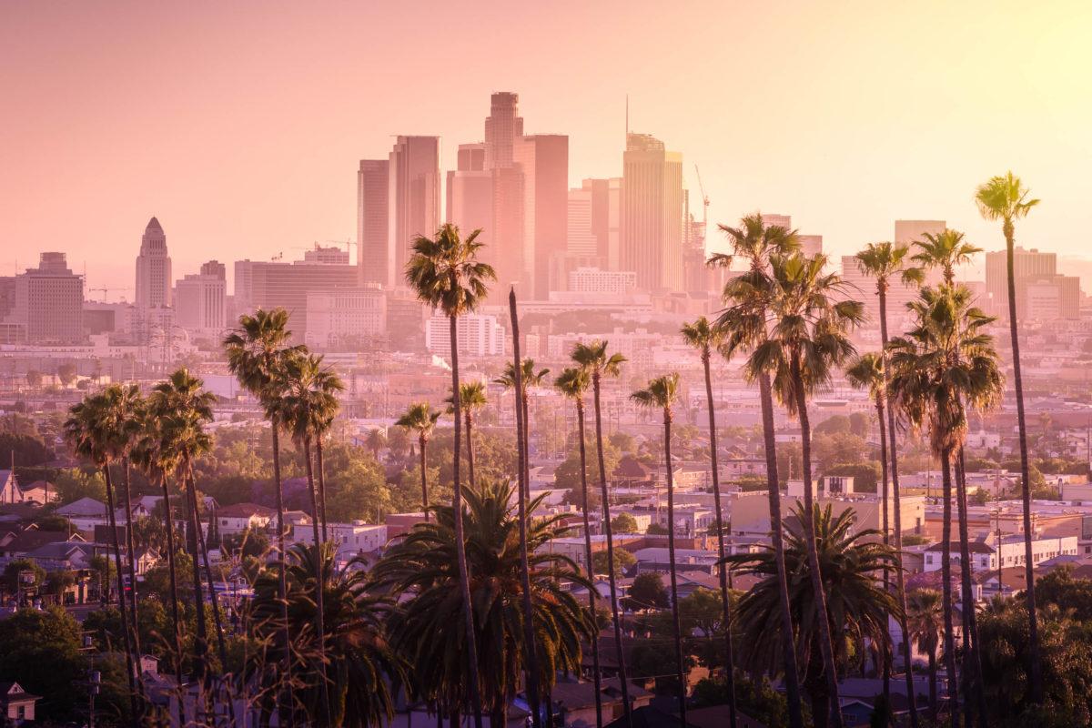 Los Angeles, Stadt der tausend Engel und heimliche Hauptstadt Kaliforniens, USA - © chones / stock.adobe.com