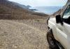 Die Anfahrt zum Tripiti Strand an der Südküste von Kreta, Griechenland, erfolgt auf den unbefestigten Pisten am besten mit Allradantrieb - © FRASHO / franks-travelbox
