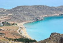 Xerokambos präsentiert sich mit seiner türkisblauen Bucht als echter Geheimtipp für Bade-Urlaub auf Kreta, Griechenland - © FRASHO / franks-travelbox