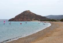 Der Strand von Kouremenos ganz im Osten von Kreta, Griechenland, zählt zu den besten und windsichersten Surf-Spots Europas - © FRASHO / franks-travelbox