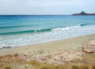 Fels und Sand formen bei Xerokambos im äußersten Südosten von Kreta traumhafte Badebuchten, Griechenland - © FRASHO / franks-travelbox
