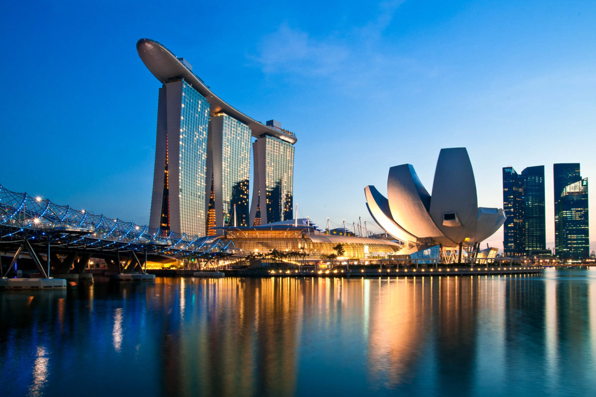 Singapur bietet dem Besucher einen spannenden kulturellen Mix zu. - © yifei / Fotolia
