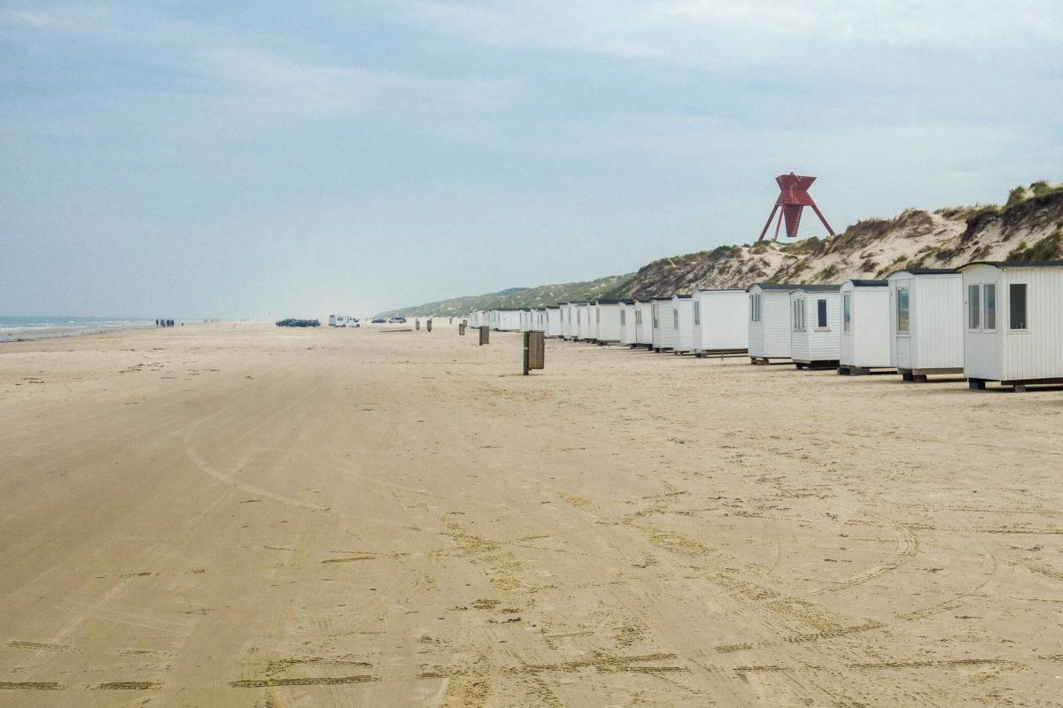 """Der 25km lange """"Blockhaus Strand"""" an der Jammerbucht zählt nicht nur zu den schönsten Stränden Dänemarks, sondern ganz Skandinaviens - © FRASHO / franks-travelbox"""
