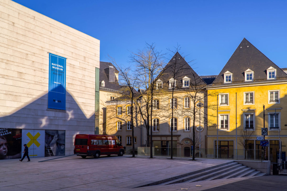 Das Musée National d'Histoire et d'Art zeigt Kunstwerke und Artefakte aus allen Epochen von Luxemburgs Vergangenheit - © Jack Krier / Shutterstock