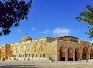 Die Al Aqsa-Moschee auf dem Tempelberg in Jerusalem ist die drittwichtigste islamische Pilgerstätte der Welt, Jerusalem, Israel - © Kyrylo Glivin / Shutterstock