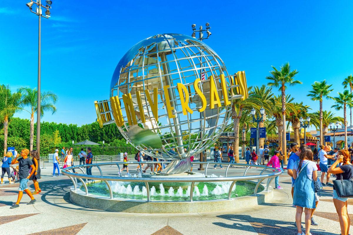 Die Universal Studios in Hollywood sind nicht nur ein Filmstudio sondern auch ein Freizeitpark voller Spannung, Action und Abenteuer, Los Angeles, USA - © V_E / Shutterstock