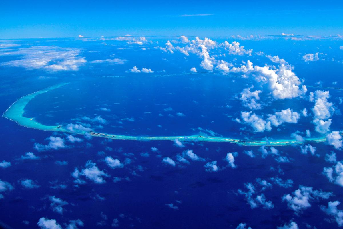 Das Ahe-Atoll ist ein Teil der Tuamotu Inseln und kaum bewohnt, der Tourismus steckt noch in den Kinderschuhen, Französisch Polynesien - © / Shutterstock