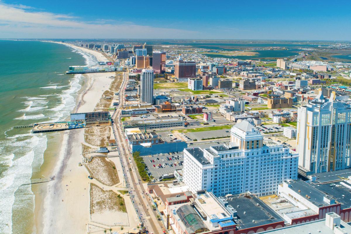 """An Sehenswürdigkeiten mangelt es Atlantic City nicht, die Stadt ist daher mehr als """"nur"""" eine Vergnügungsmetropole im Schatten von Las Vegas, USA - © miami2you / stock.adobe.com"""