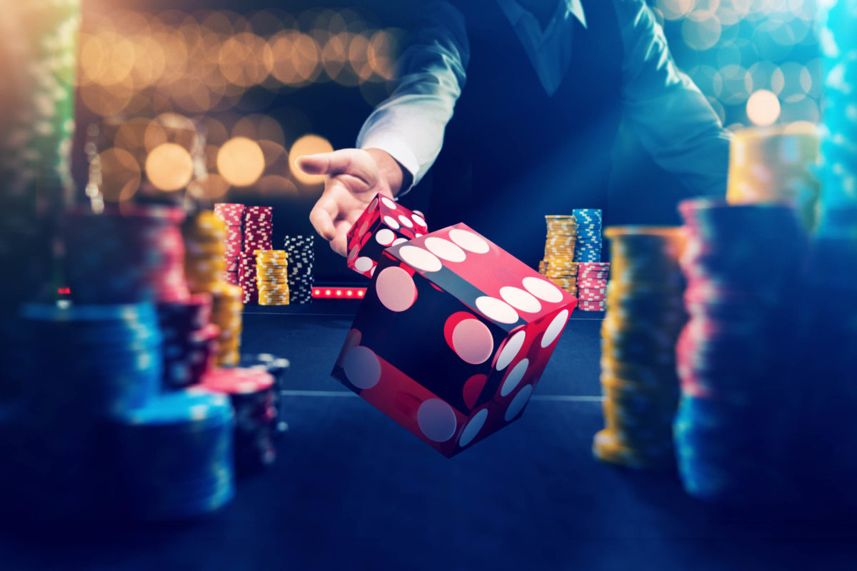 Das Glücksspiel ist einer der Hauptgründe für viele nationale sowie internationale Besucher, um nach Atlantic City zu kommen, USA - © Netfalls / stock.adobe.com